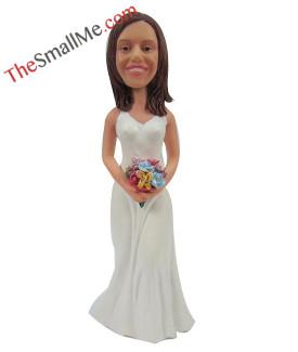 White wedding dress style4