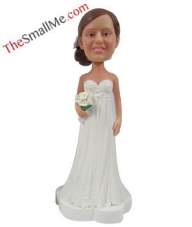 White wedding dress style6