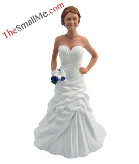 White wedding dress style34