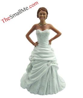 White wedding dress style36