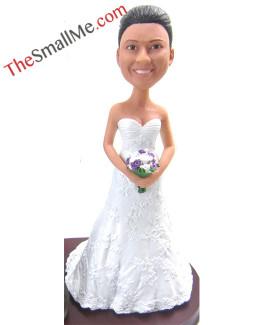 White wedding dress style37