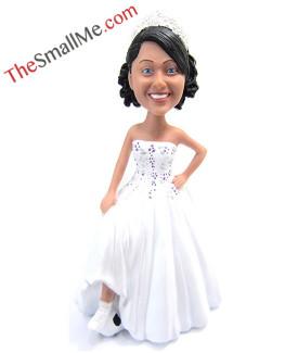 White wedding dress style38