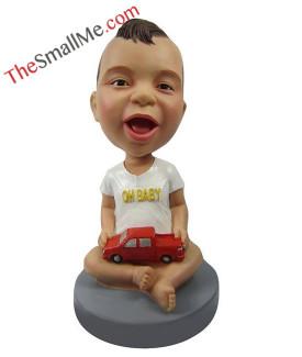 Red Car Boy