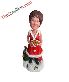 Female Christmas style5415
