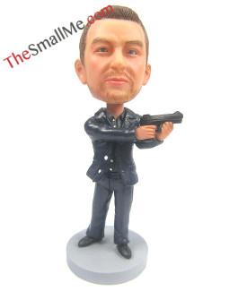 Man with a gun 1213