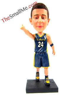 NO 24 Basketball player 1407