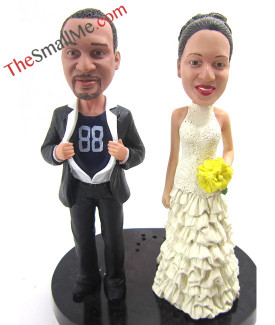 88 wedding bobbleheads 5656