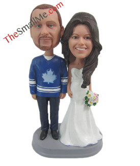 Candna wedding bobbleheads5729