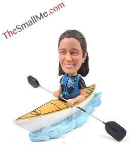 Kayaking girls 2503